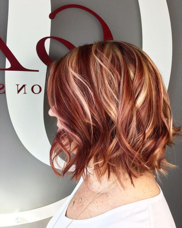 24 Coolest Short Hairstyles With Highlights Haircuts