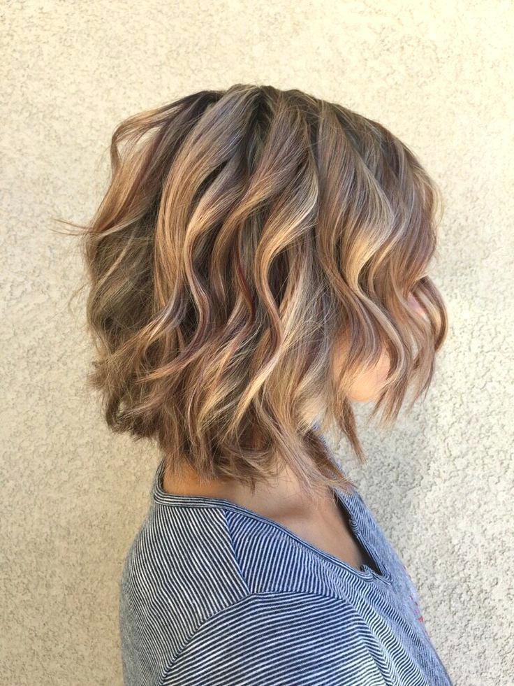 24 Coolest Short Hairstyles With Highlights Haircuts Hairstyles 2019