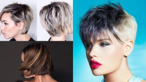 24 Coolest Short Hairstyles with Highlights