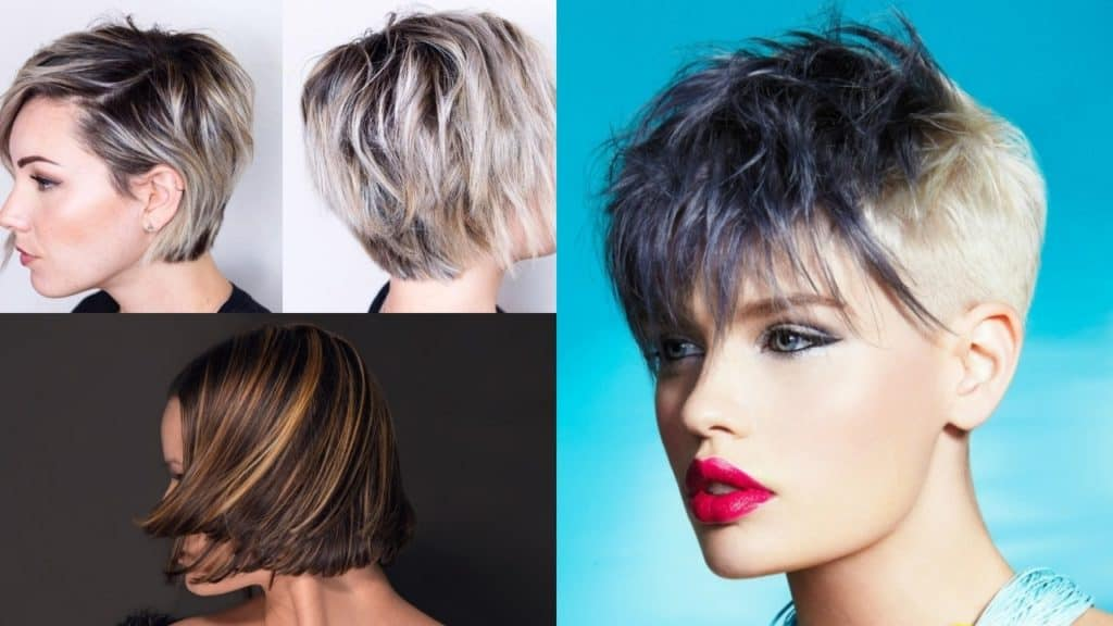12 Coolest Short Hairstyles with Highlights - Haircuts