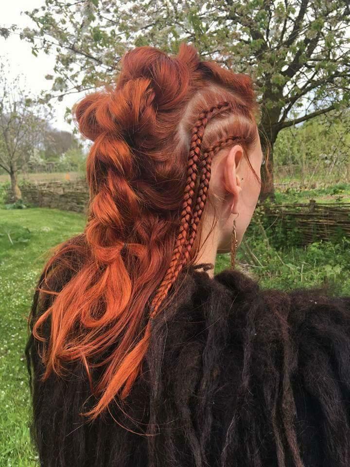 Viking Hairstyles