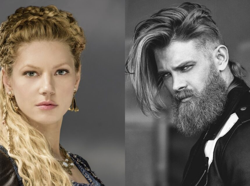 20 Viking Hairstyles For Men And Women