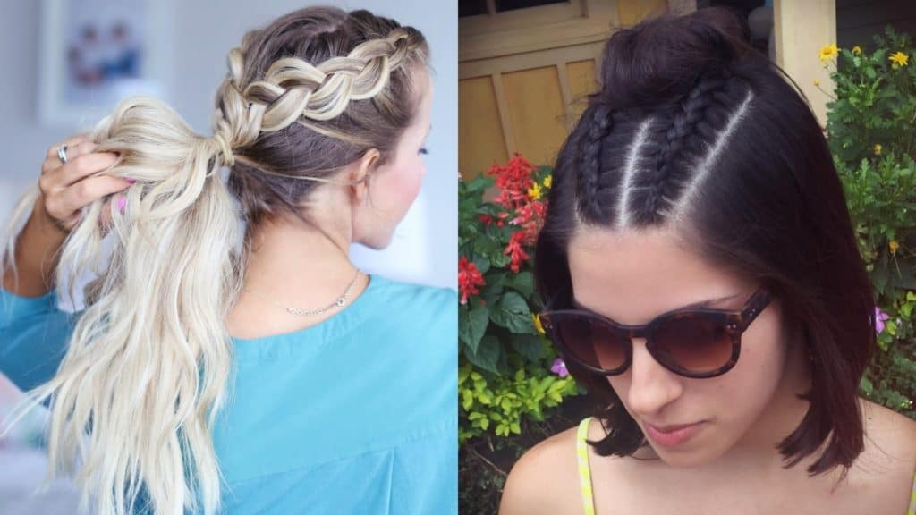 21 Glamorous Dutch Braid Hairstyles to Try Now - Haircuts ...