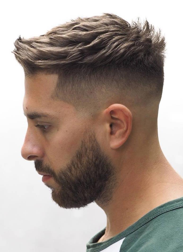 25 Stylish High and Tight Haircuts for Men - Haircuts