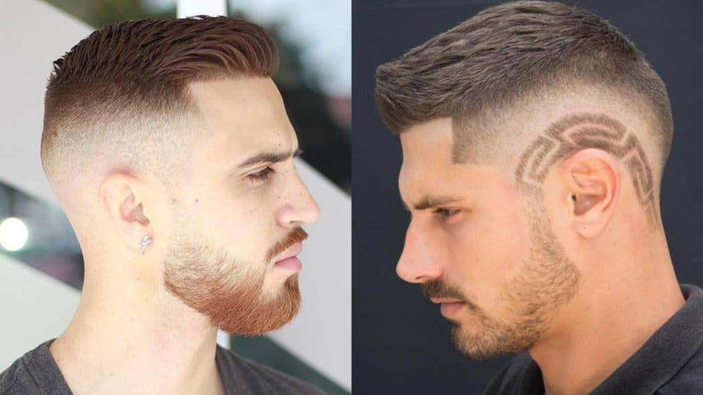 25 Stylish High and Tight Haircuts for Men