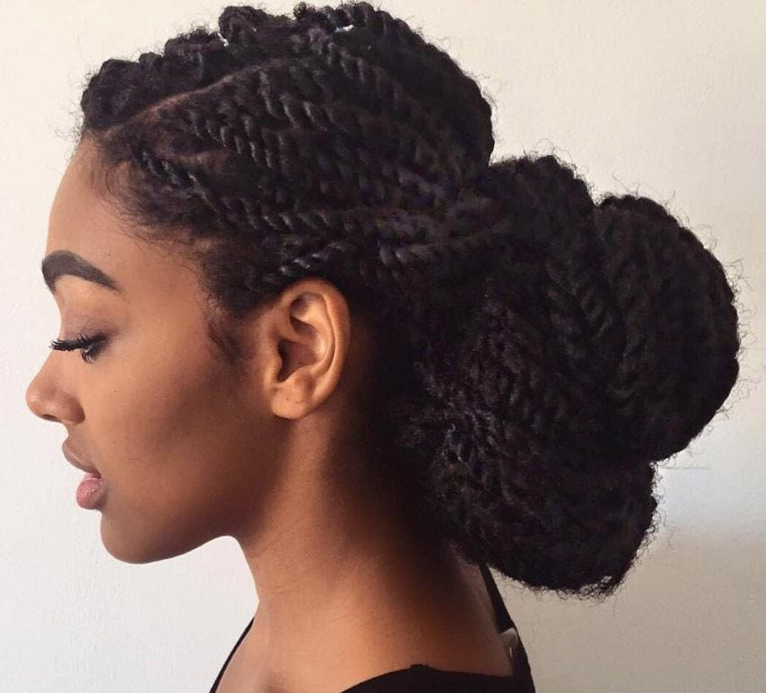 Marley Twist Hairstyles