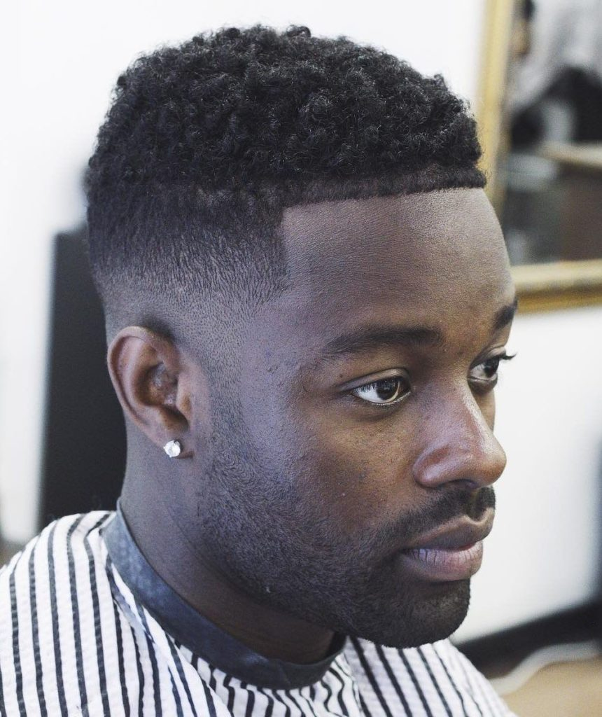 Military Haircuts For Black Men 33