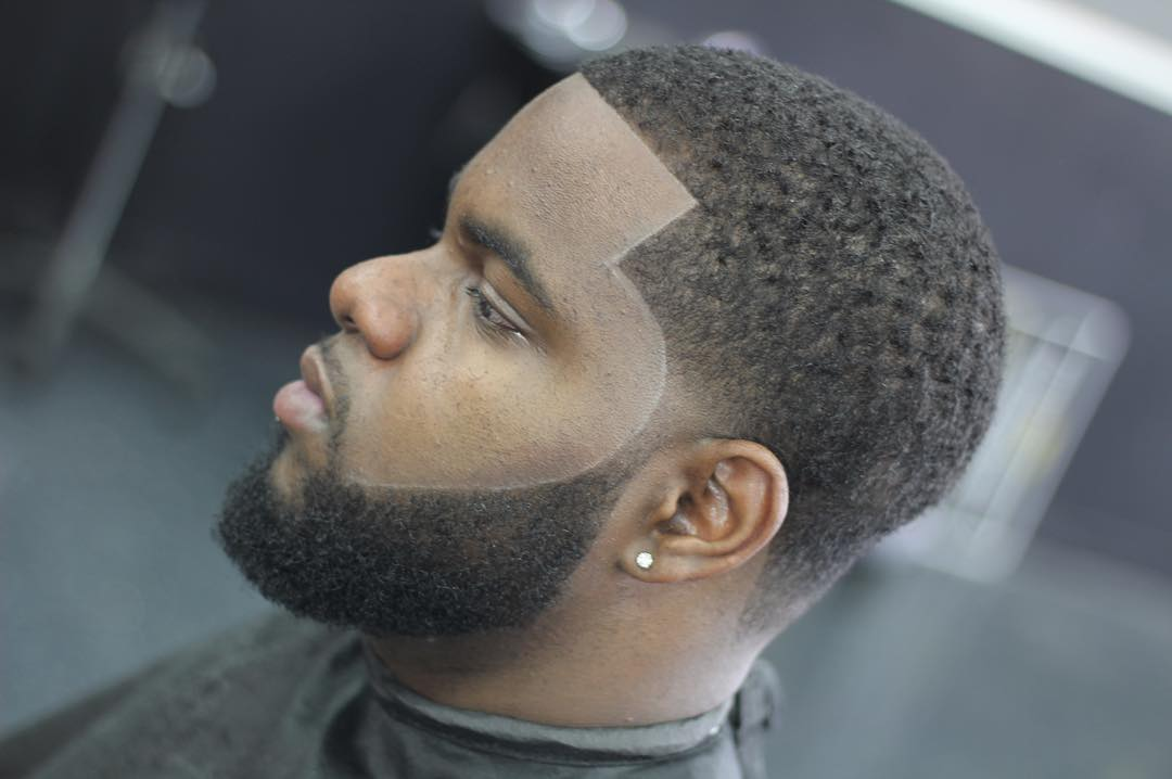 25 Taper Fade Haircuts For Black Men