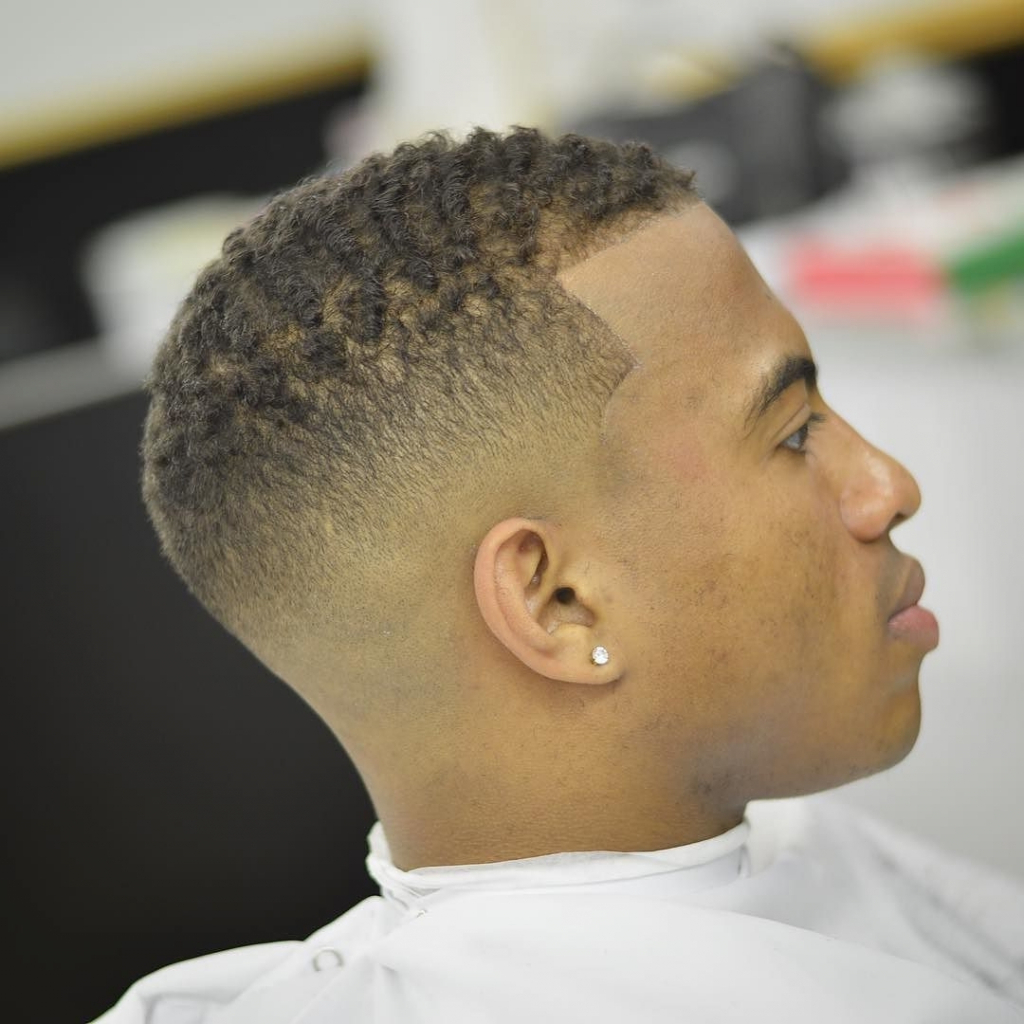 25 Taper Fade Haircuts for Black Men - Fades for the Dark ...