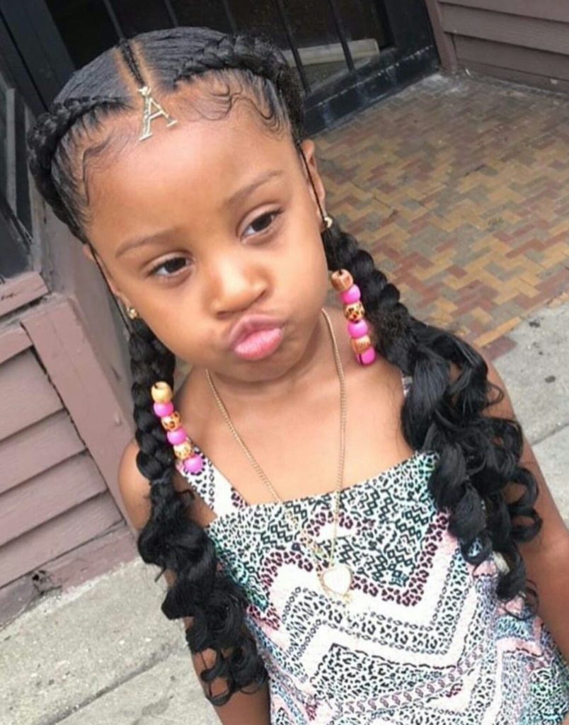 20 Cute and Charismatic Black Girl Hairstyles - Haircuts ...