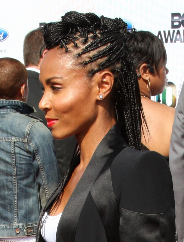 Braided Mohawk Hairstyles