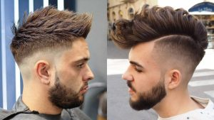 21 Stunning Fohawk Hairstyles for Men This Season