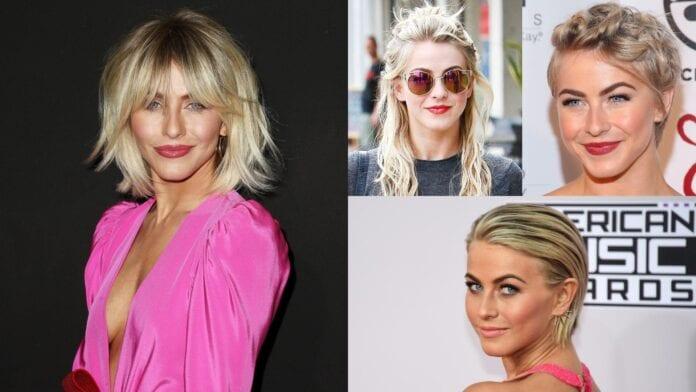Julianne Hough Hairstyles