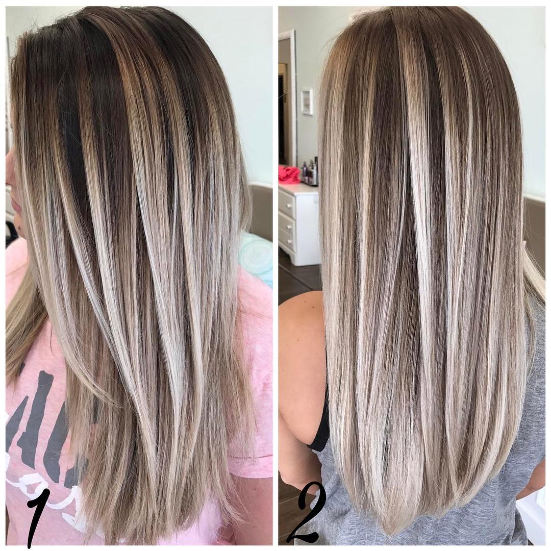 Hairstyles with Highlights