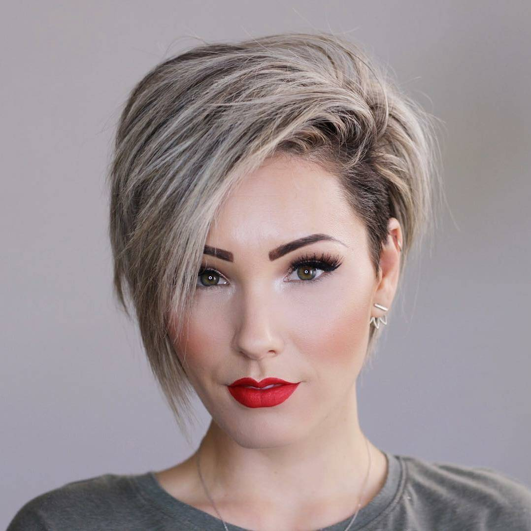 25 Short Hairstyles To Flaunt This Year 2019 With Swag