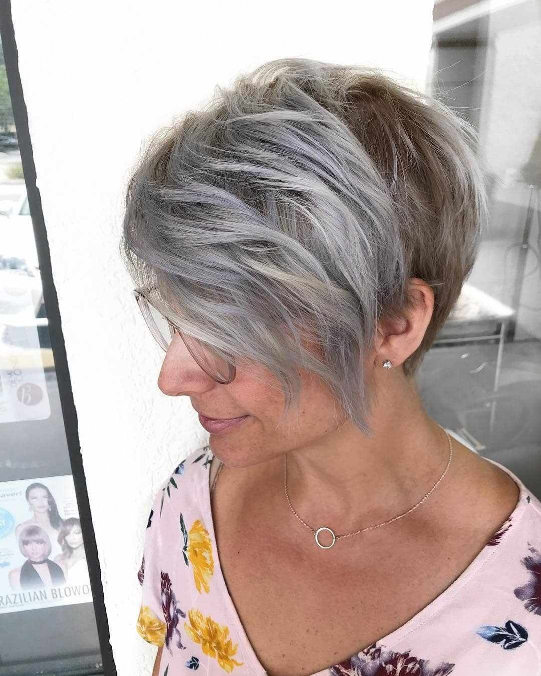 Fantastic 25 Short Hairstyles To Flaunt This Year 2019 With Swag Haircuts Natural Hairstyles Runnerswayorg