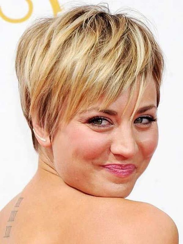 18 Glorious Short Hairstyles For Chubby Faces Haircuts