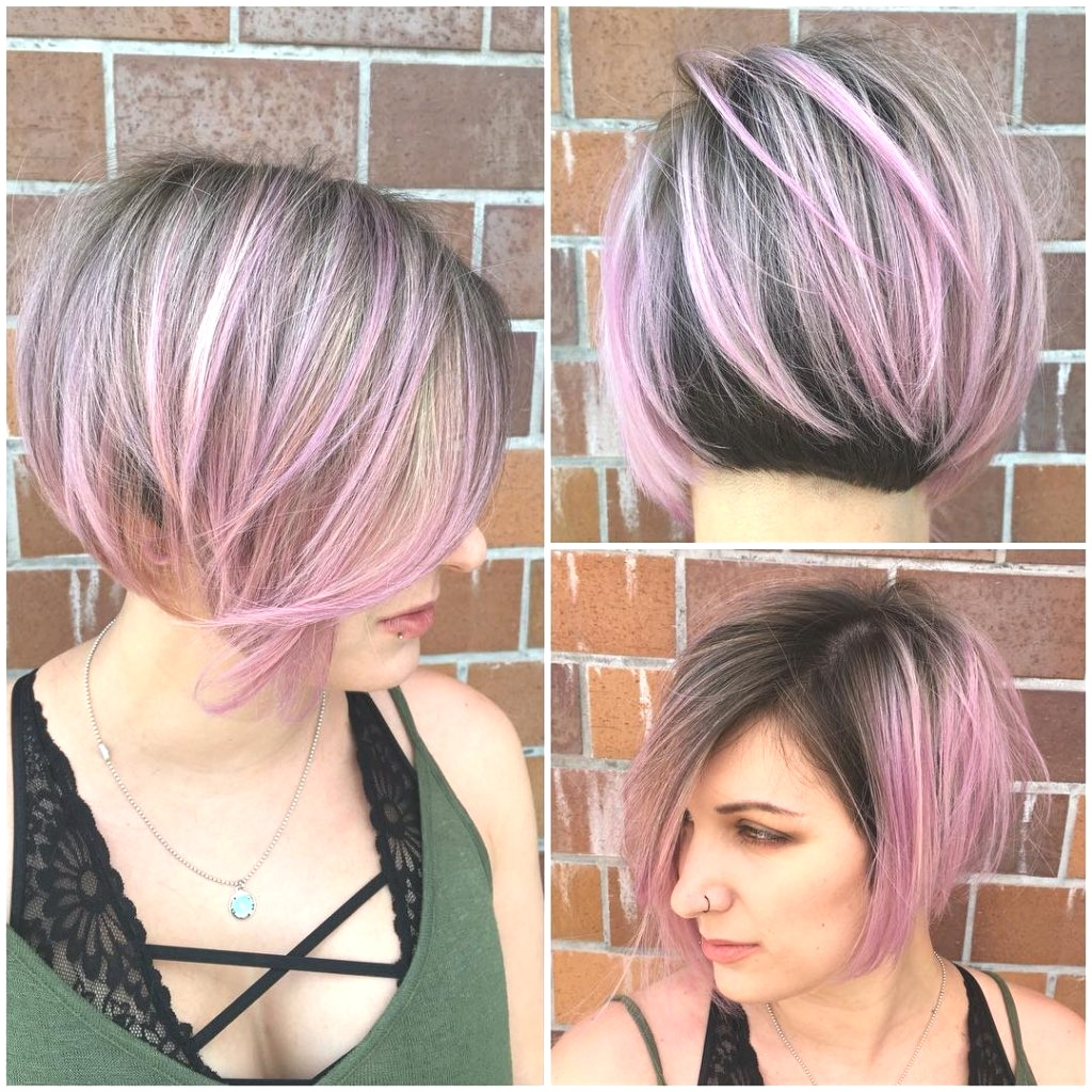 21 Most Stylish Looking Two Tone Hairstyles Haircuts Hairstyles 2019
