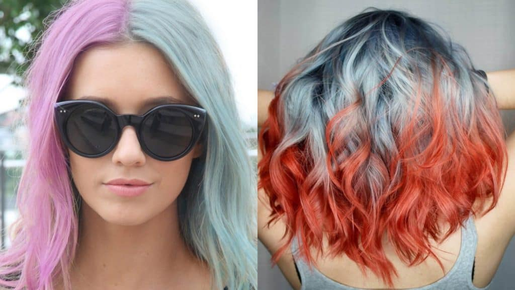 21 Most Stylish Looking Two Tone Hairstyles
