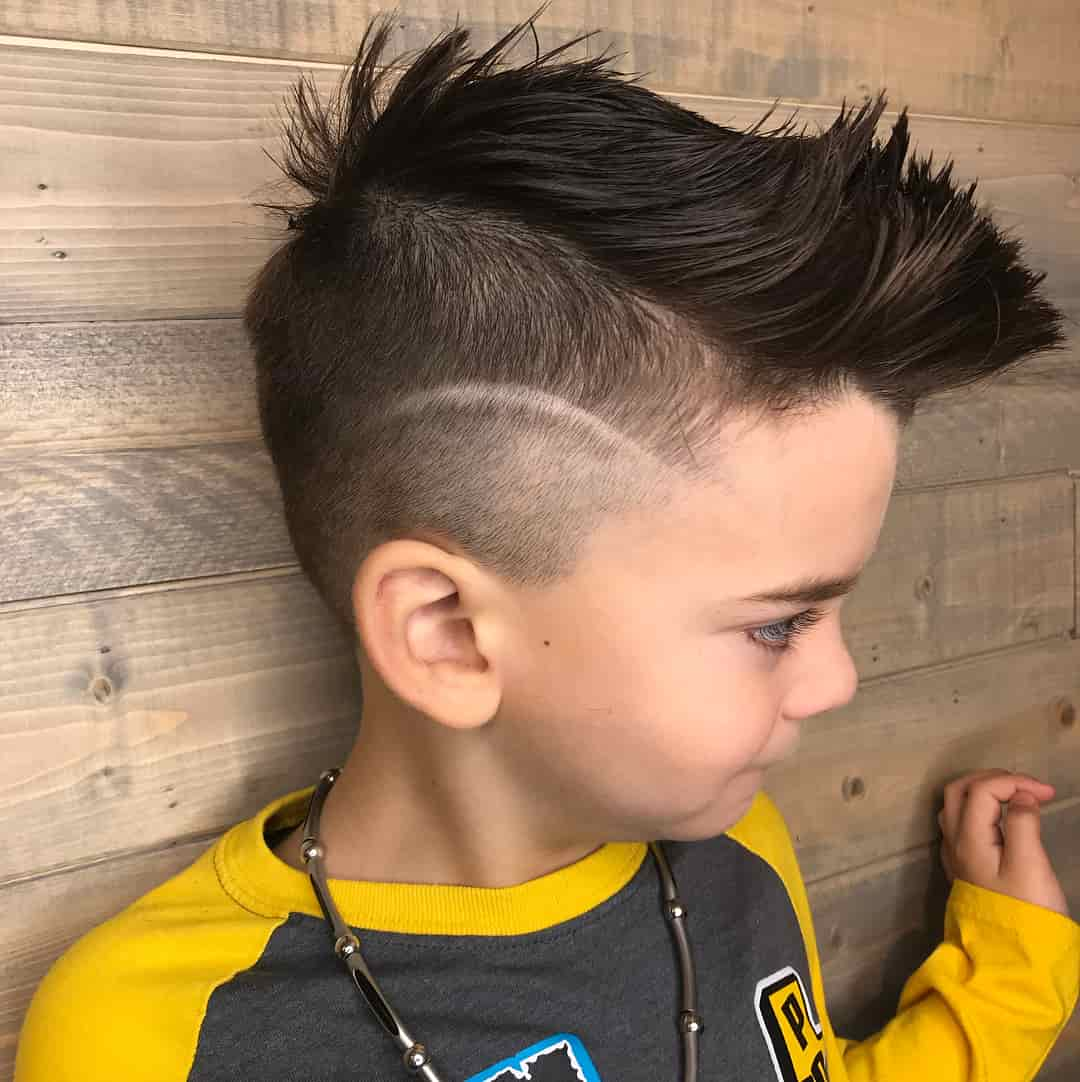 22 stylish and trendy boys haircuts 2019 - haircuts & hairstyles 2019