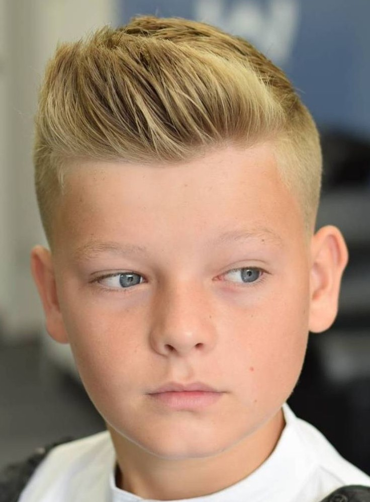 22 Stylish and Trendy Boys Haircuts 2020 - Haircuts ...