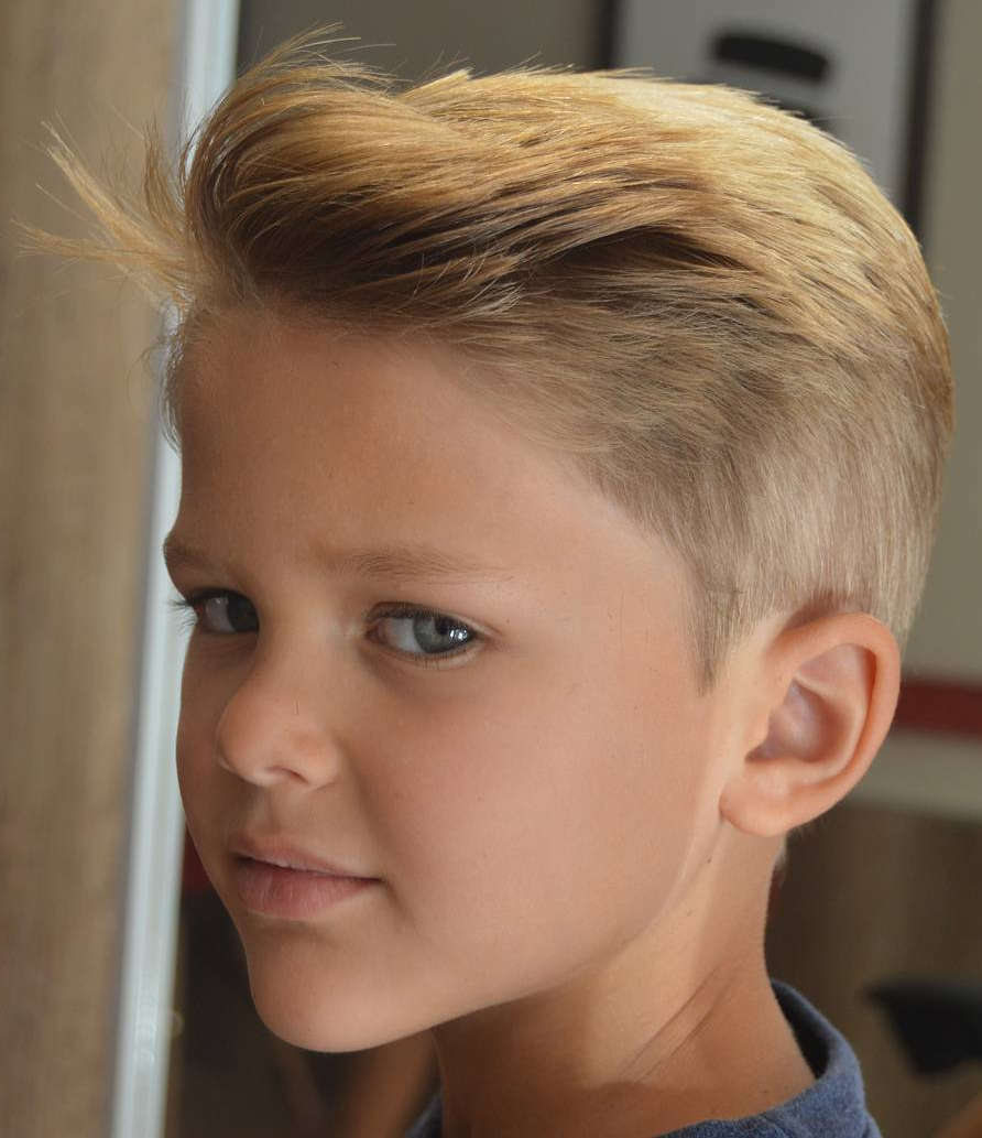 22 Stylish And Trendy Boys Haircuts 2020 Haircuts