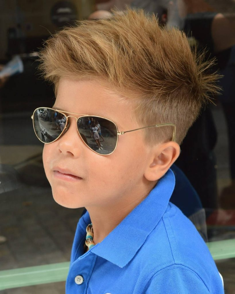 18 Stylish and Trendy Boys Haircuts 18   Hottest Haircuts
