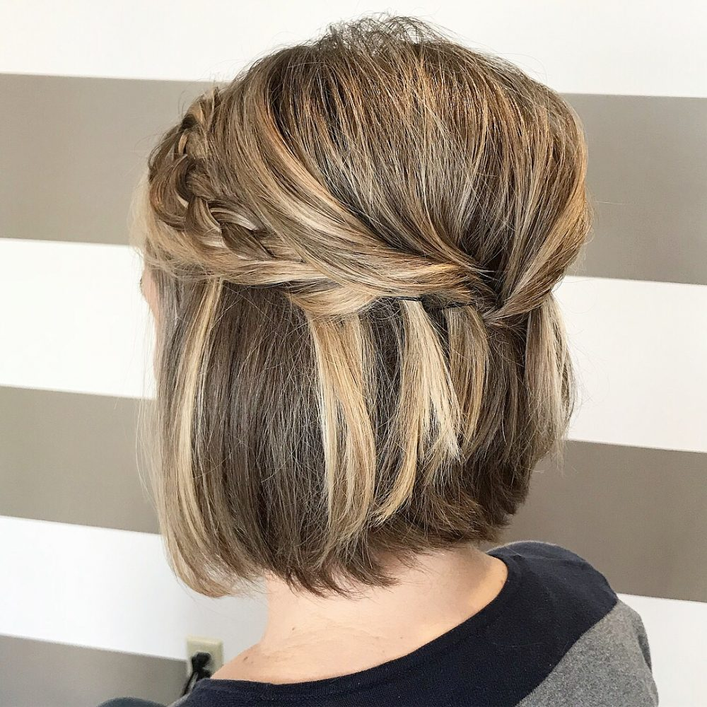 Hairstyle For Wedding Party Guest: 21 Classy And Charming Hairstyles For Wedding Guest