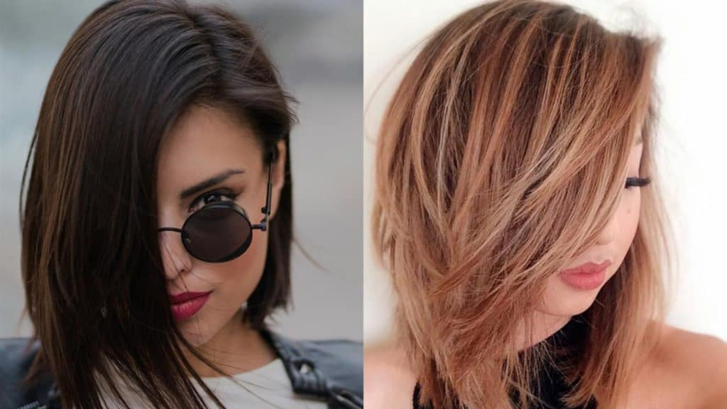 25 Top Trending Medium Hairstyles for Girls - Haircuts ...
