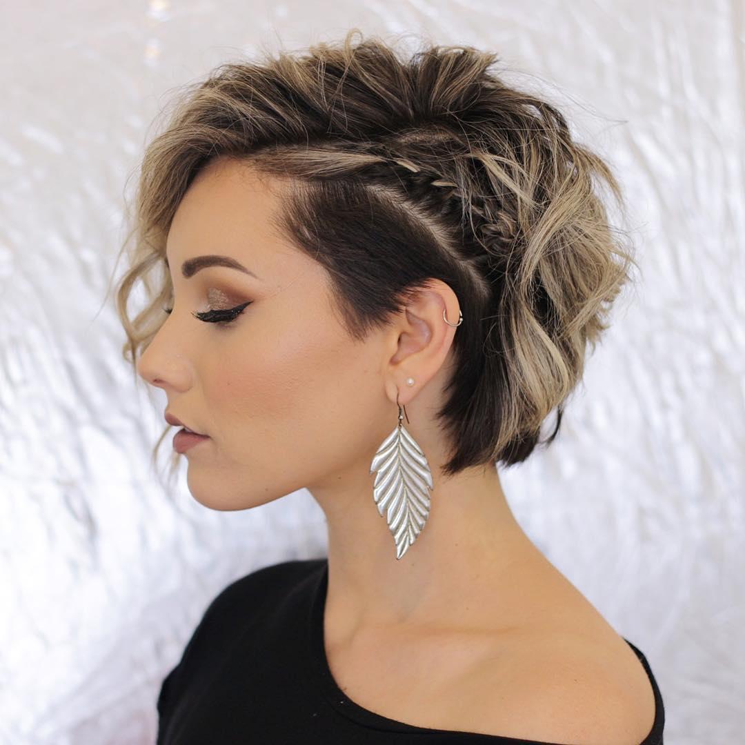25 Marvelous Modern Short Haircuts for Women - Haircuts