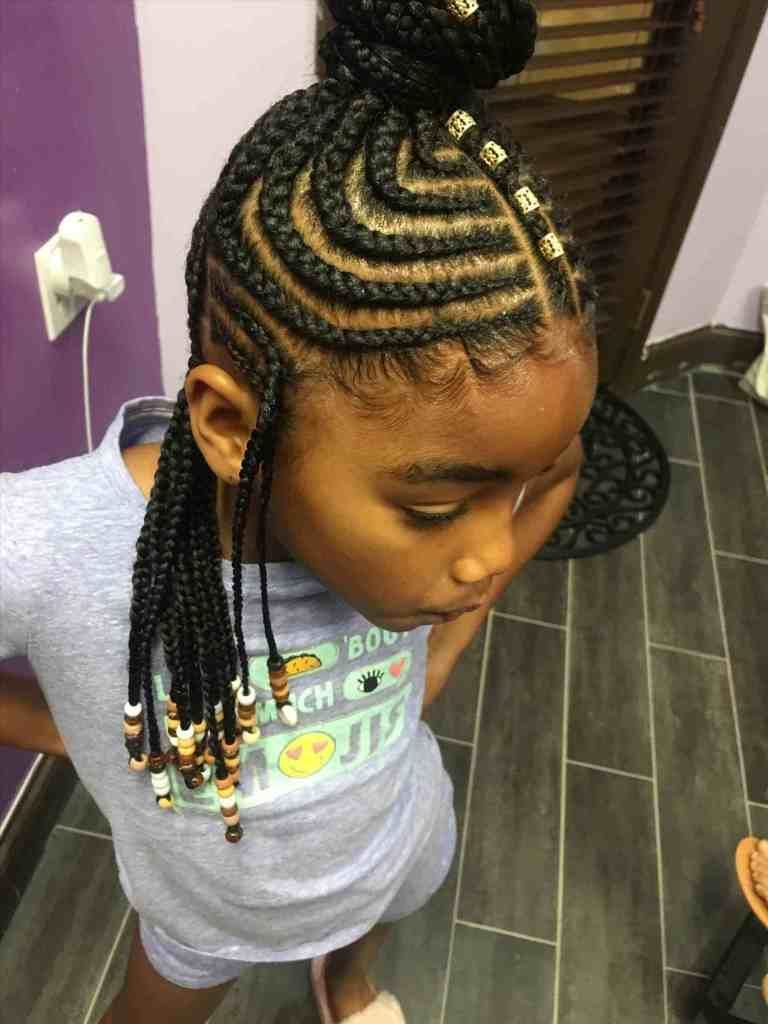 21 Cutest African American Kids Hairstyles Haircuts