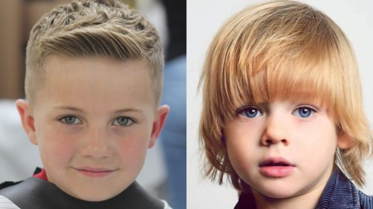 Cool Haircuts for Kids