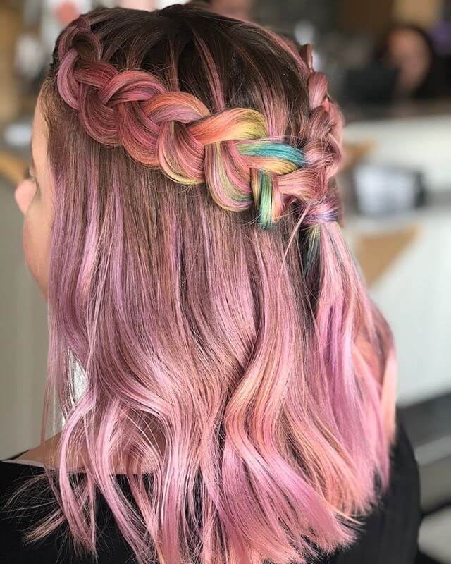 Hairstyles with Color