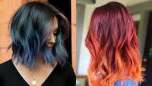 25 Best and Beautiful Hairstyles with Color