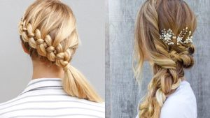 25 Most Adorable Long Hairstyles with Braids