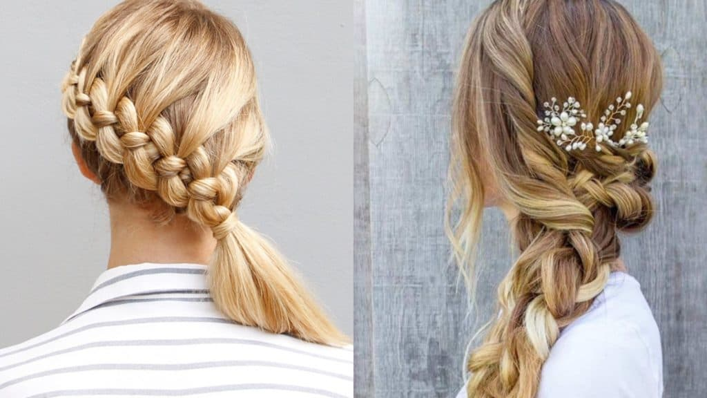 Groovy 25 Most Adorable Long Hairstyles With Braids Haircuts Natural Hairstyles Runnerswayorg