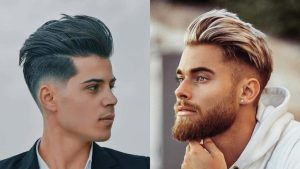 25 Ultra Dashing Medium Hairstyles for Boys