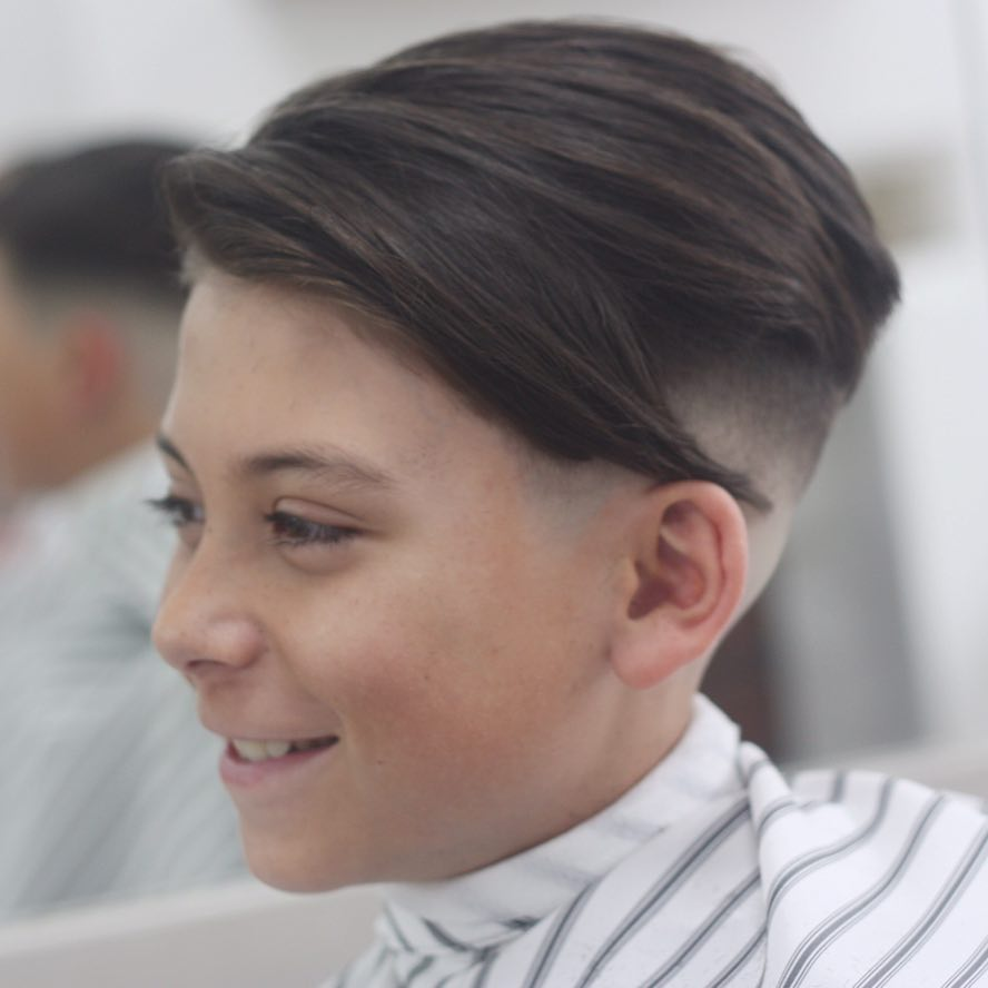 25 Ultra Dashing Medium Hairstyles For Boys Haircuts