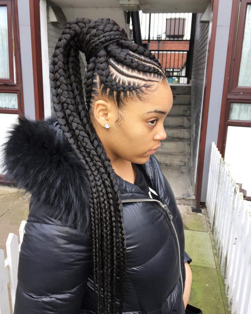 21 Stylish And Modern Braids Hairstyles Haircuts