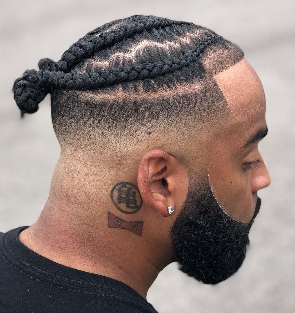 21 Braids for Men to Uplift Your Personality , Haircuts