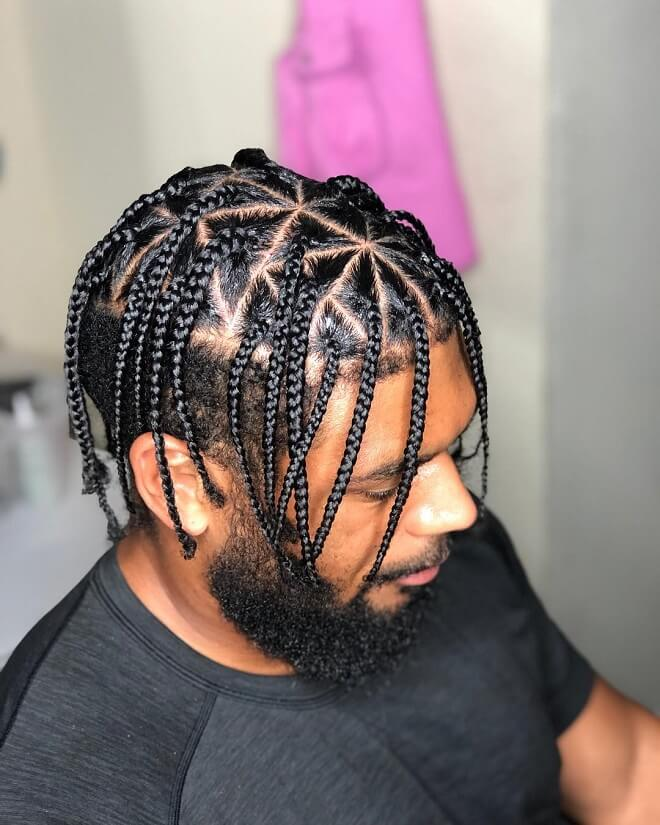 21 Braids For Men To Uplift Your Personality Haircuts