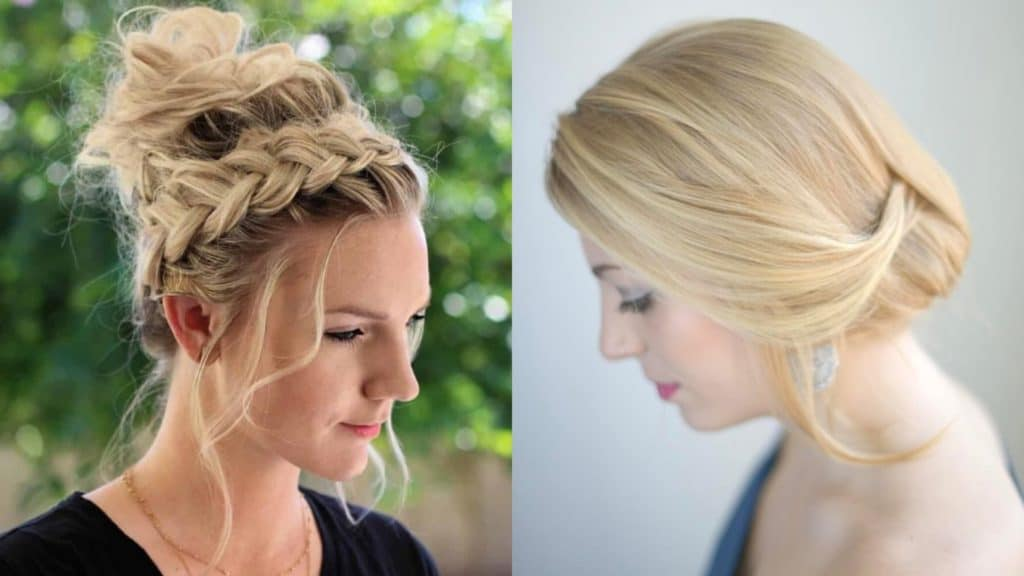 21 Most Gorgeous Looking Chignon Hairstyles - Haircuts ...