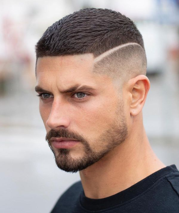 21 Most Dynamic and Dashing Crew Cut for Men - Haircuts ...