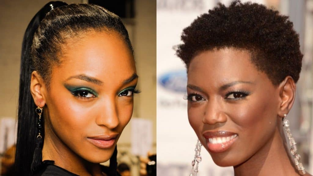 21 Charming and Cute Hairstyles for Black Women - Haircuts ...