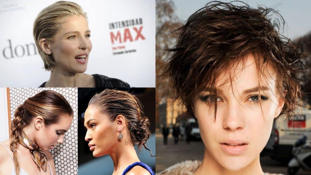 20 Sensual and Desirable Wet Hairstyles - Haircuts & Hairstyles 2020