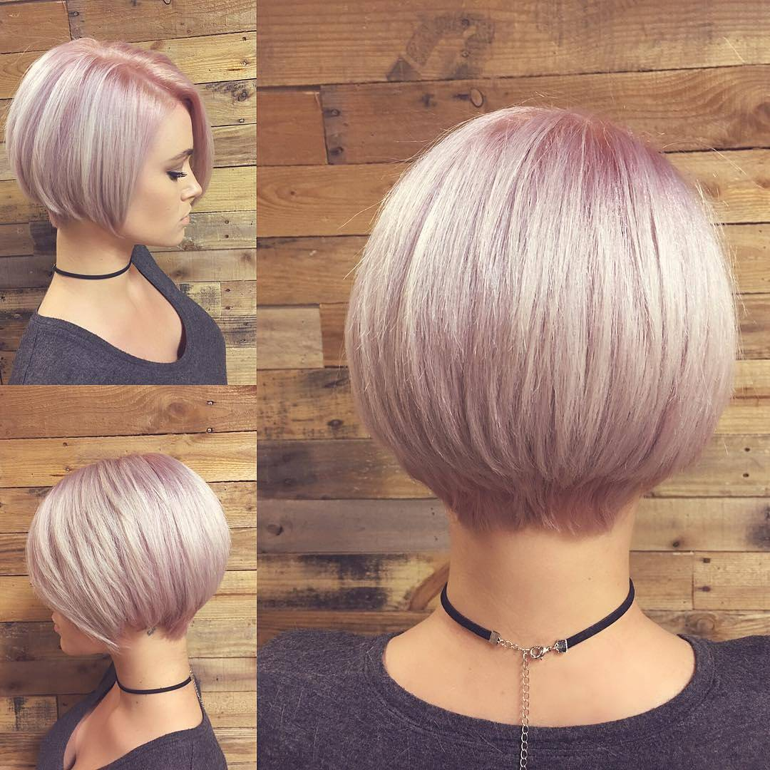 Contemporary Hairstyles