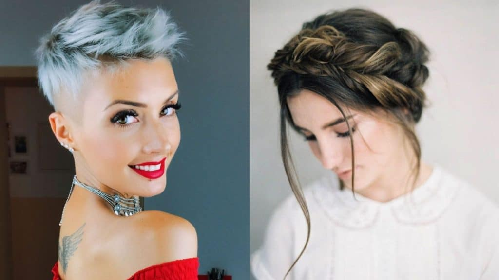 21 Contemporary Hairstyles for an Amazing Appearance