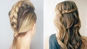 21 Fancy Hairstyles for Stylish Diva Look