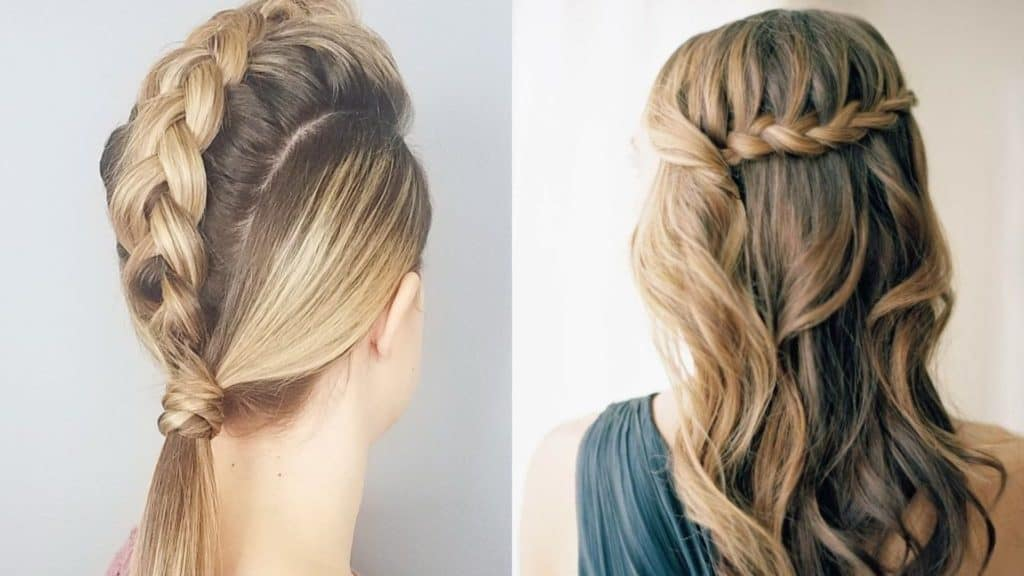 21 Fancy Hairstyles for Stylish Diva Look - Haircuts & Hairstyles 2020