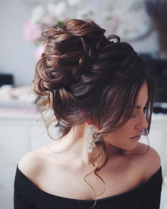 Girls Hairstyles for Party